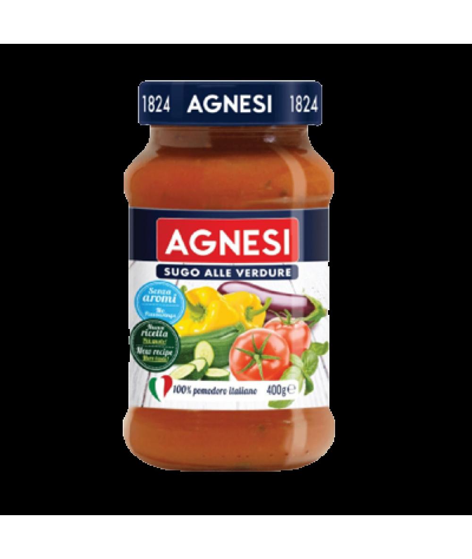 Agnesi Verdure (Vegetable) Pasta 400g