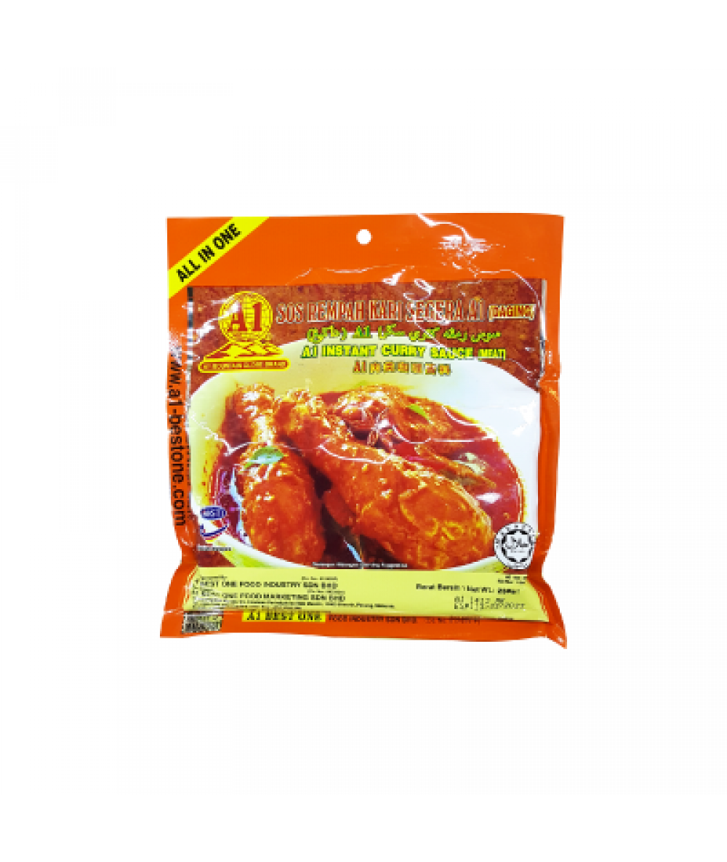Best One Curry Chicken 230g