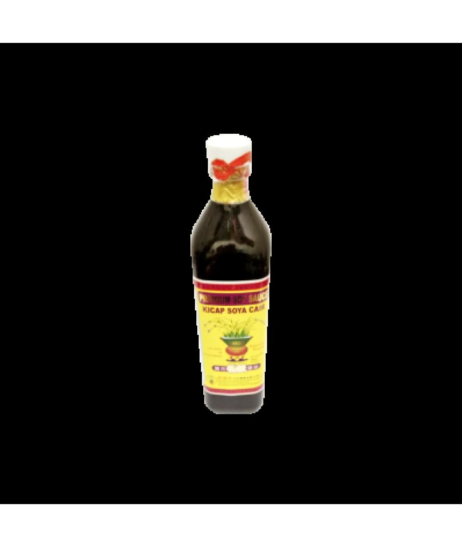 Cap Orkid Premium Soya Sauce 370ml