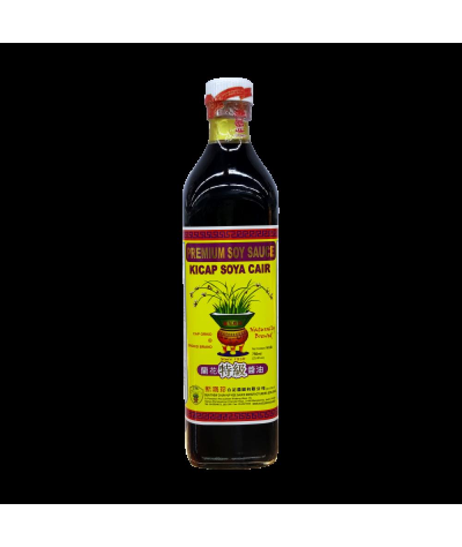 Cap Orkid Premium Soya Sauce 750ml
