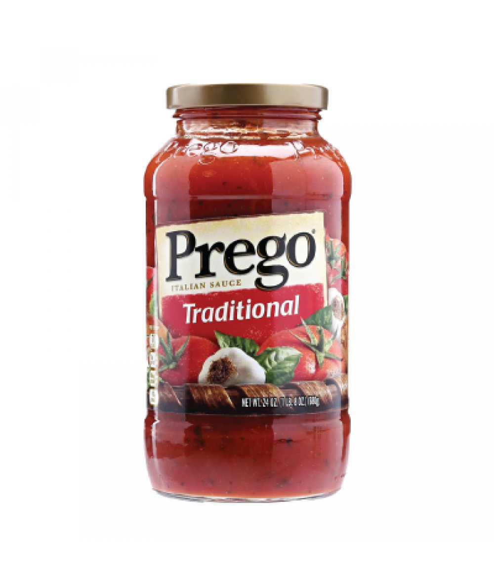 Prego Traditional Paste Sauce 680g