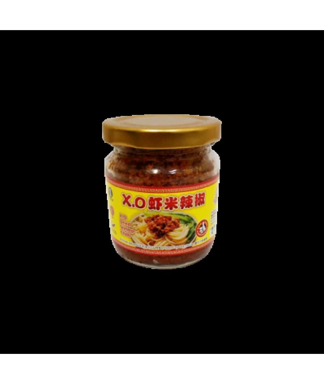 HH XO Dried Shrimph Chilli 260g