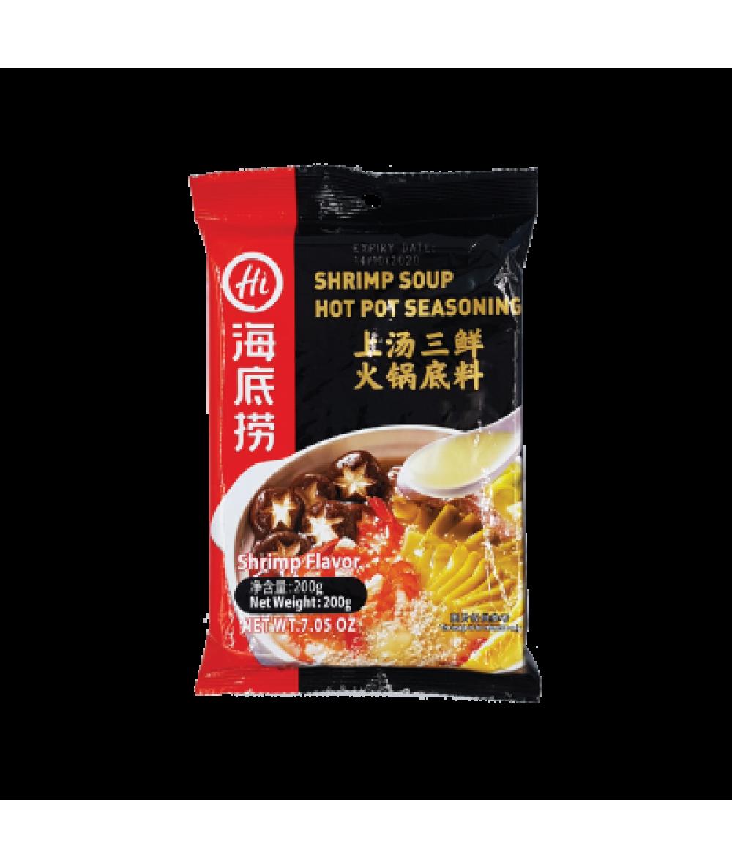 Haidilao Shrimp Flvr HotPot Sauce 200g