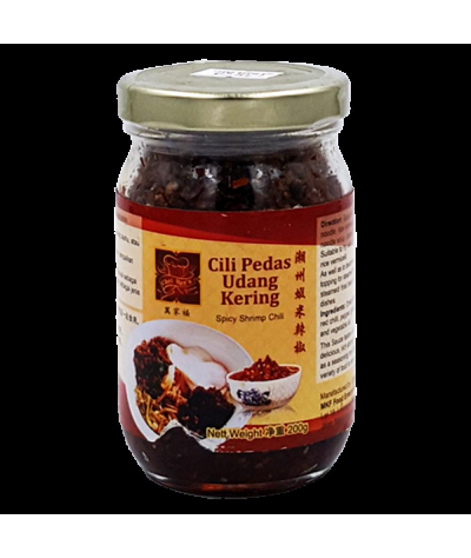 *Chef Man's Spicy Shrimp Chilli 200g