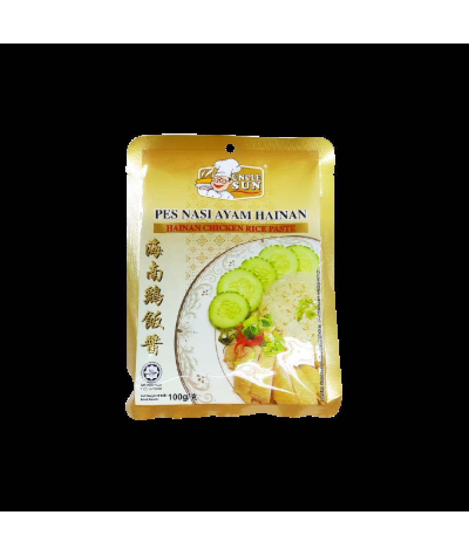 *Uncle Sun Chicken Rice Paste 110g
