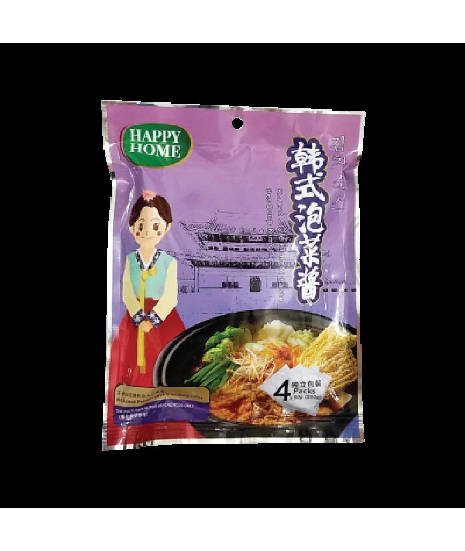 *Happy Home Korean Kimchi Paste 200g