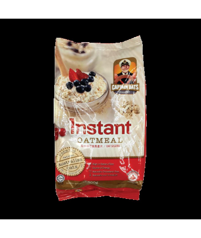 Captain Instant Oatmeal 800g