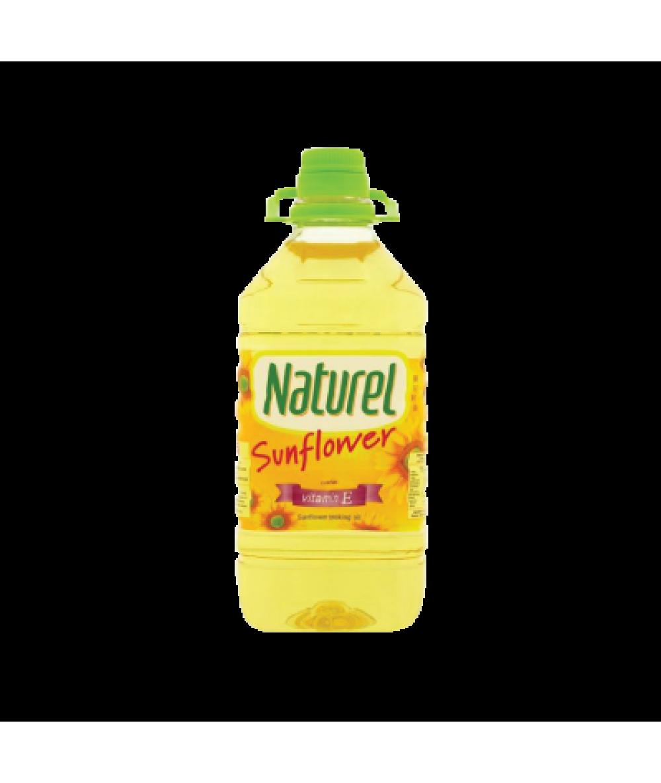 Naturel Sunflower Oil 3kg