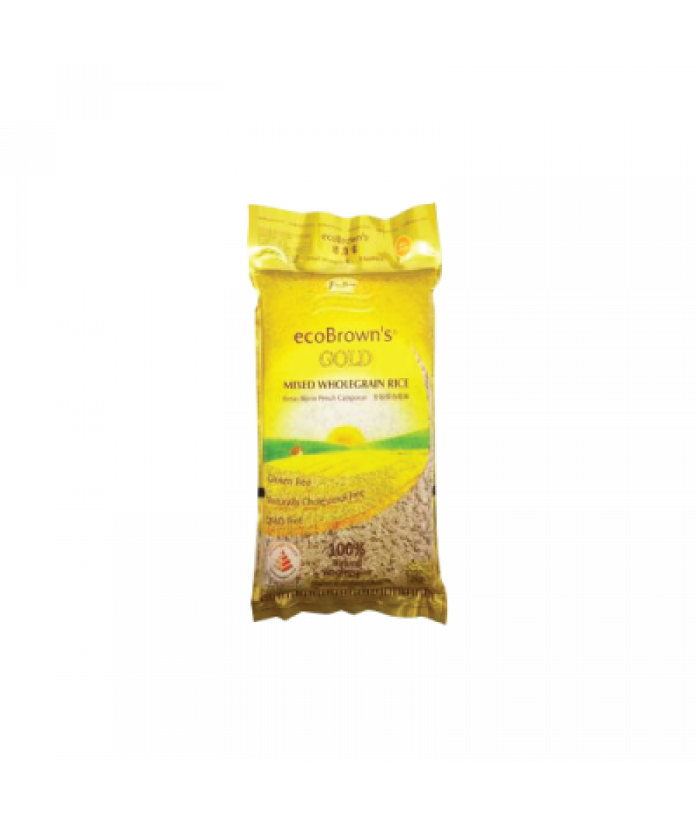 Ecobrown's Gold Rice 2Kg