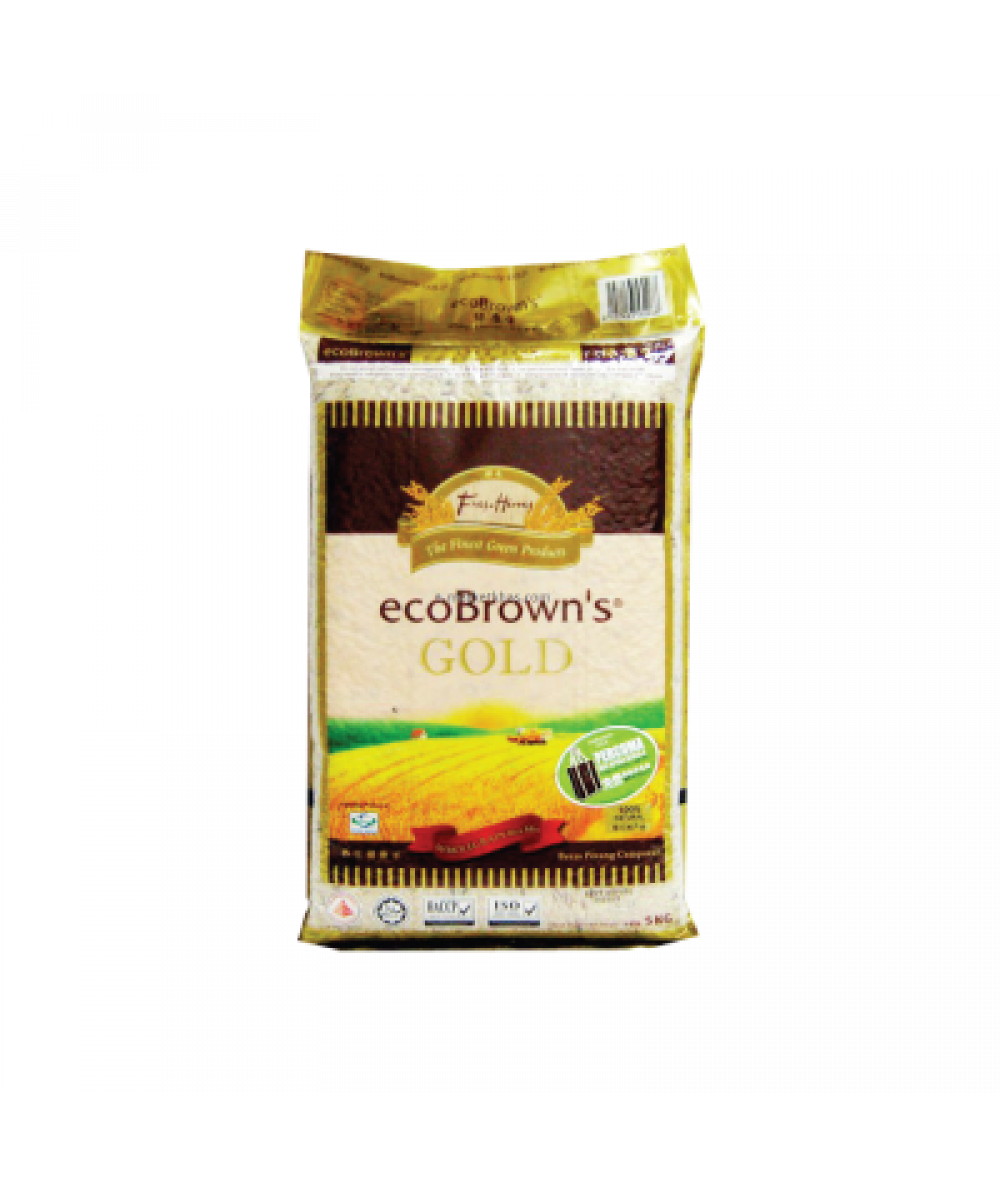 Ecobrown's Gold Rice 5Kg