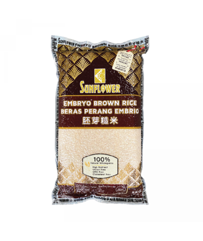 *Sunflower Embryo Brown Rice 5kg