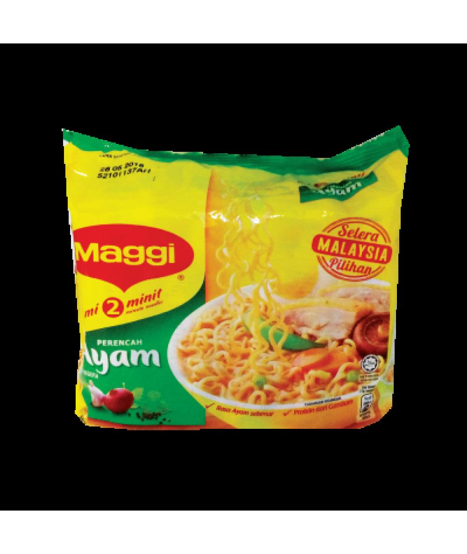 Maggi Chicken 77g*5's