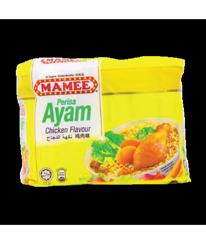 Mamee Prem Chicken 75g*5's