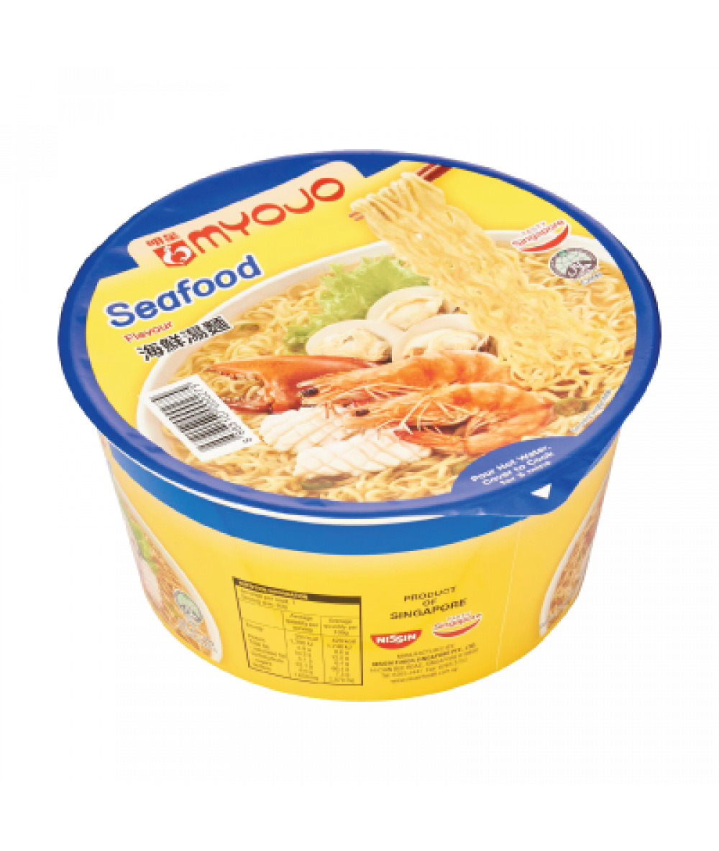 Myojo Bowl Seafood 80g