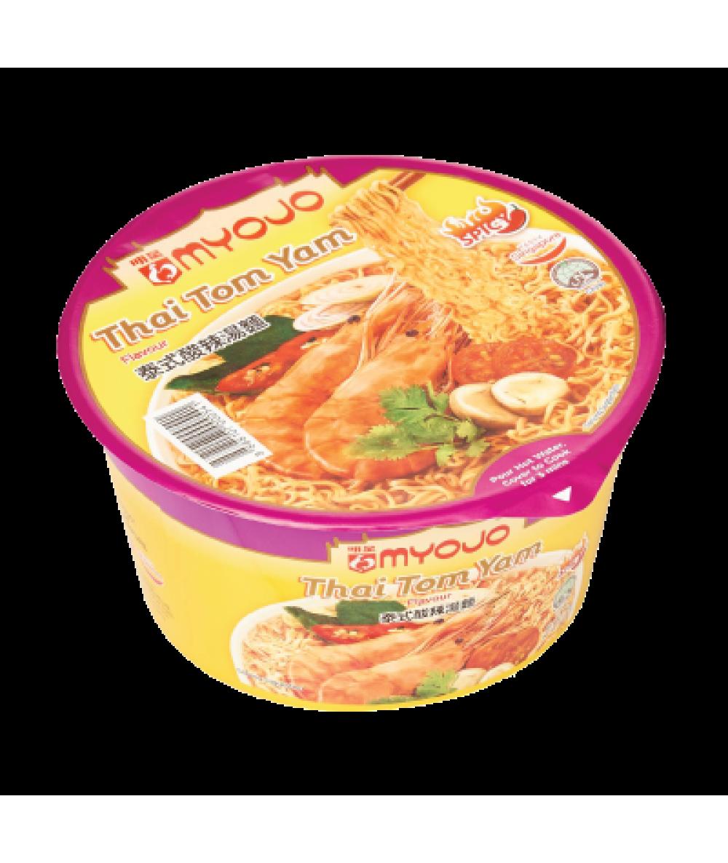 Myojo Bowl Thai Tom Yam 79g