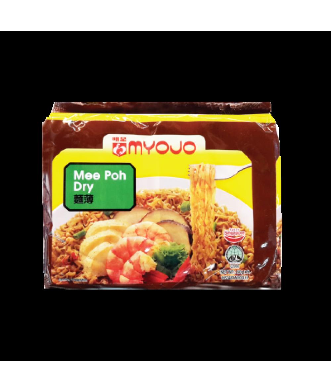 Myojo Mee Poh Dry 80g*5's