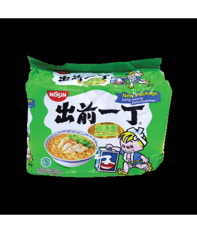 Nissin Chicken 82g*5's
