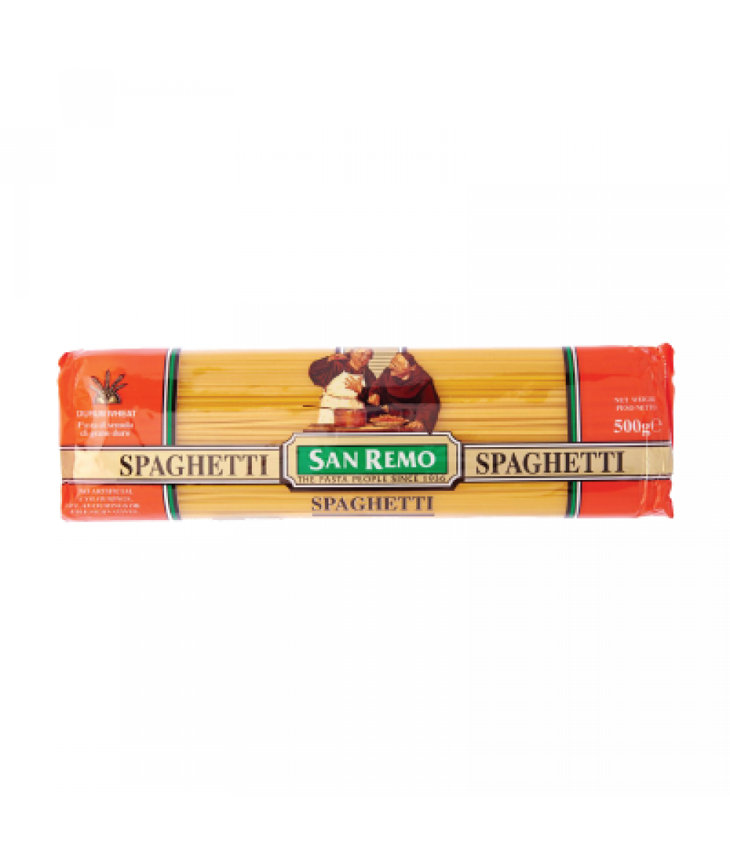 San Remo Spaghetti 500g