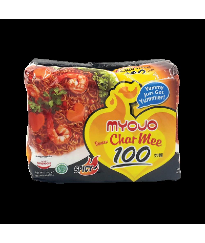 Myojo Char Mee 75g*5s