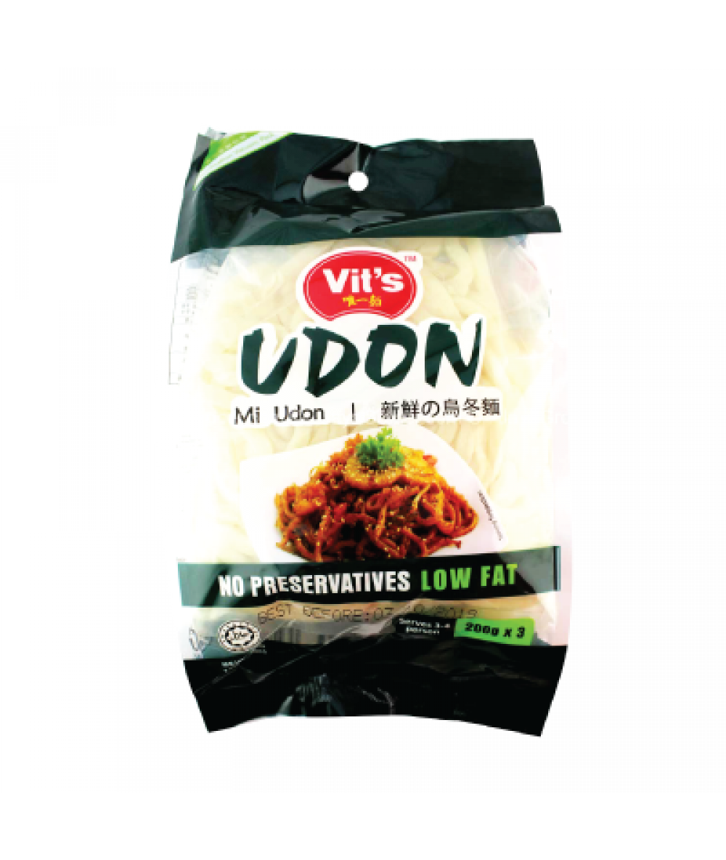 Vit's Fresh Udon 150g