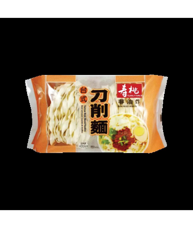 *Sau Tao Taiwanese Style Sliced Ndl 400g
