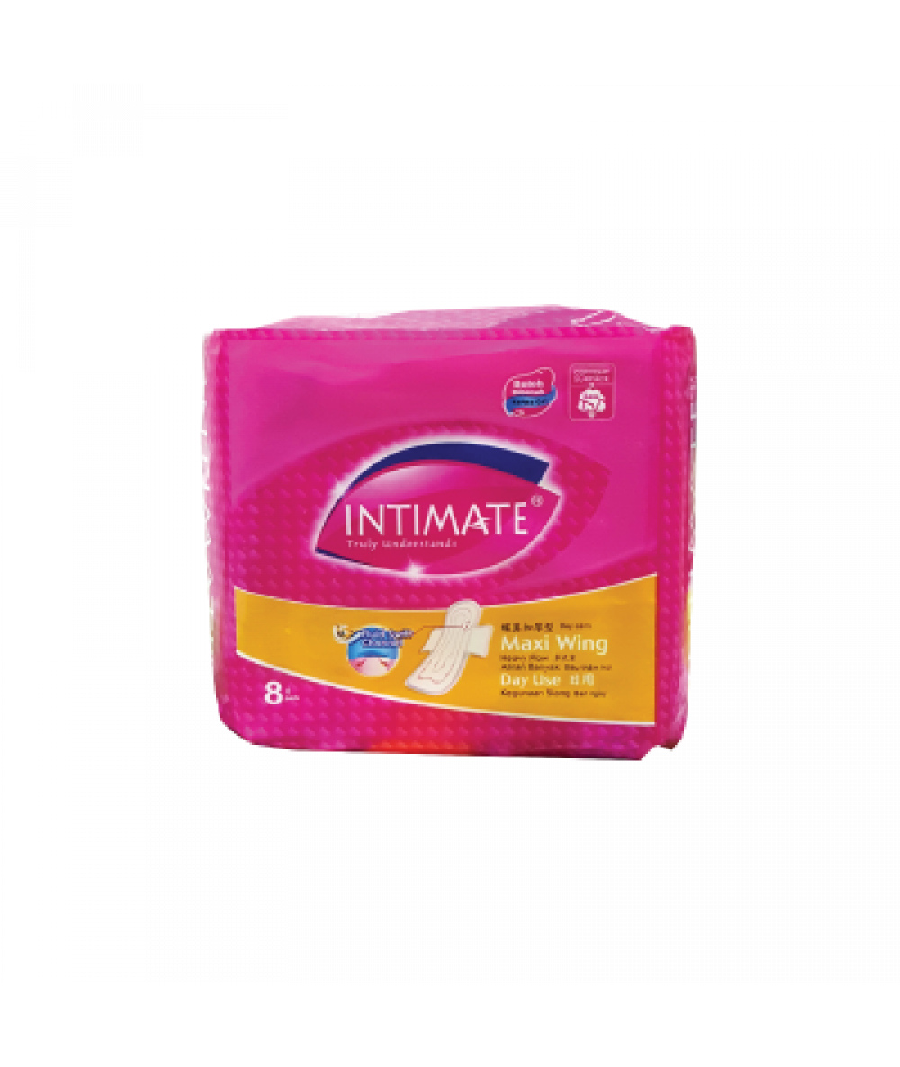 Intimate Day Lite Maxi Wing 8's