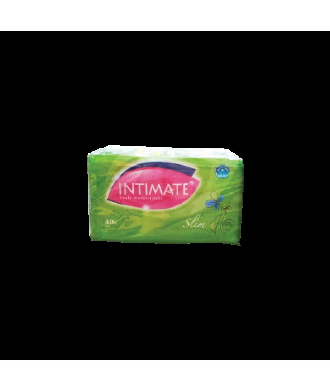 Intimate Day Slim Pantyliner 40's
