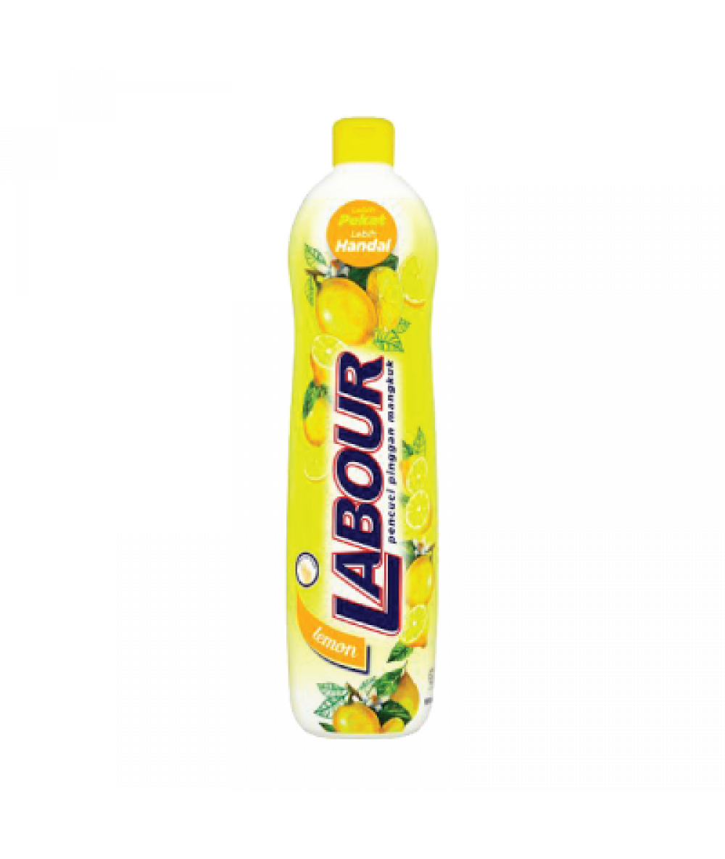 Labour Liquid Lemon 900ml