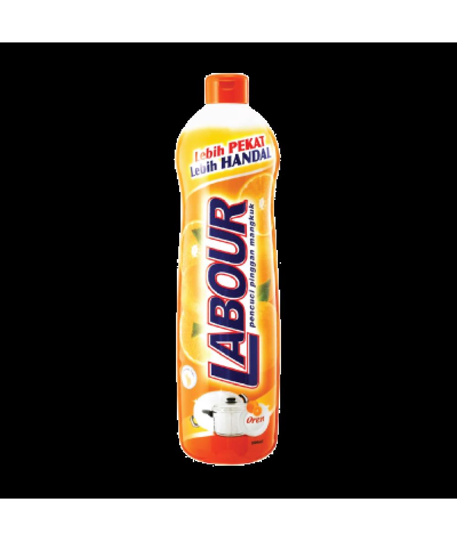 Labour Liquid Orange 900ml