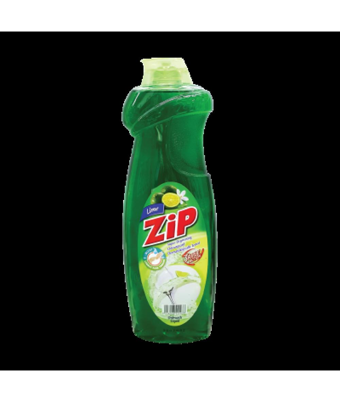 Zip Liquid Dishwash Lime 900ml