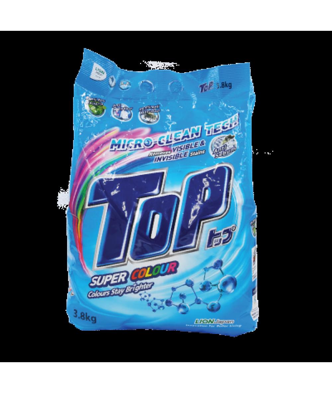 Top Powder Detergent Super Colour 3.8kg