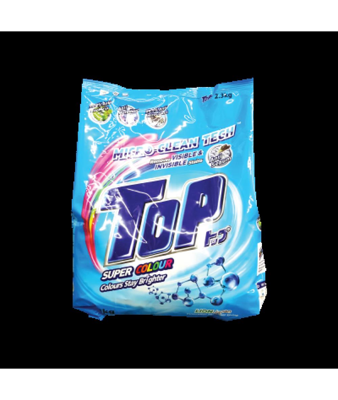 Top Powder Detergent Super Colour 2.3Kg