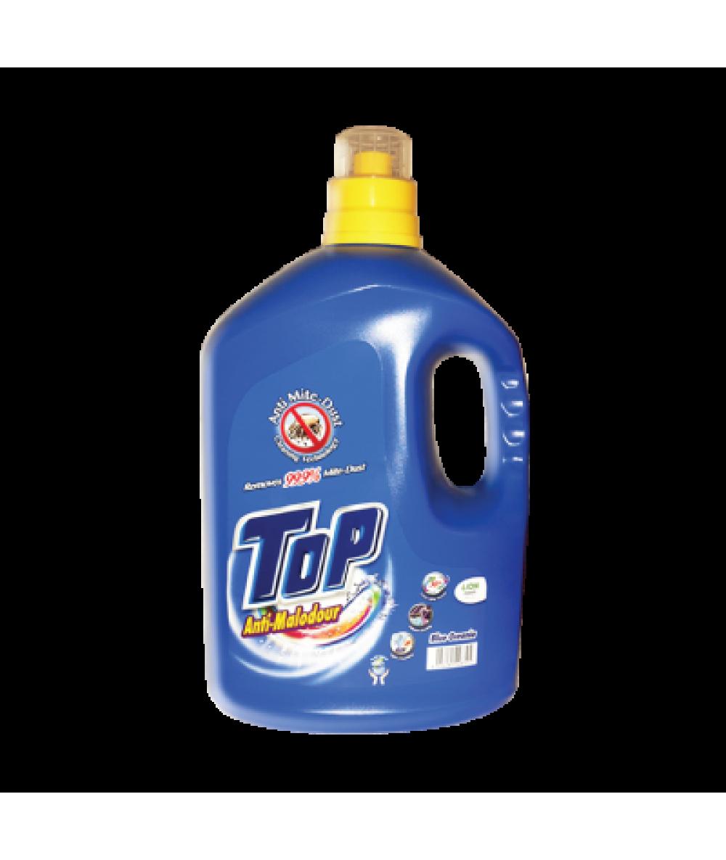 Top Liquid Detergent (Blue) 4Kg