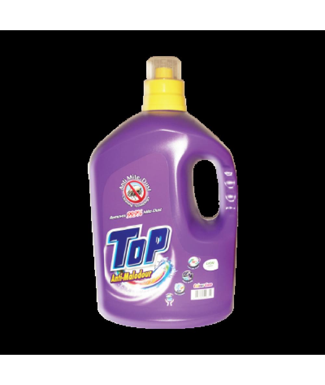 Top Liquid Detergent (Purple) 4Kg