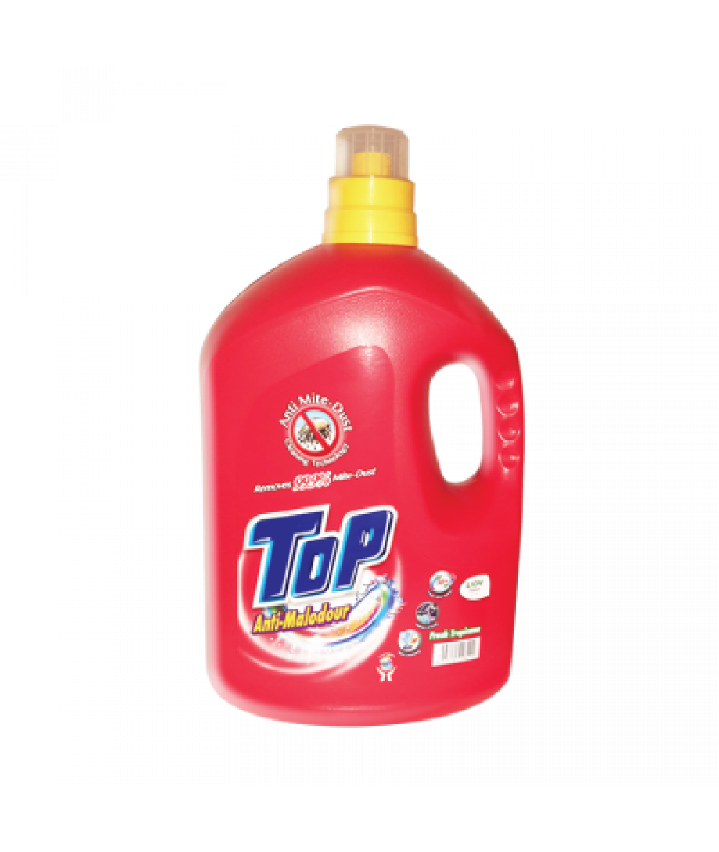 Top Liquid Detergent (Red) 4Kg