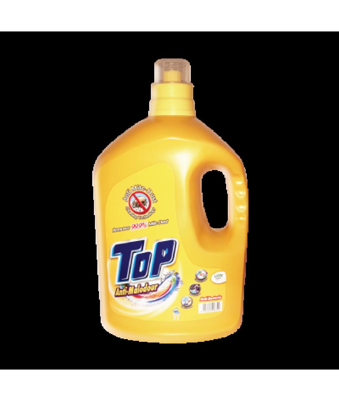 Top Liquid Detergent (Yellow) 4Kg