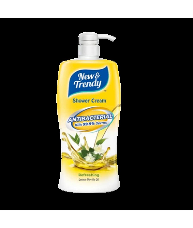 *NT Antibacterial Shower Cream Lemon 850g