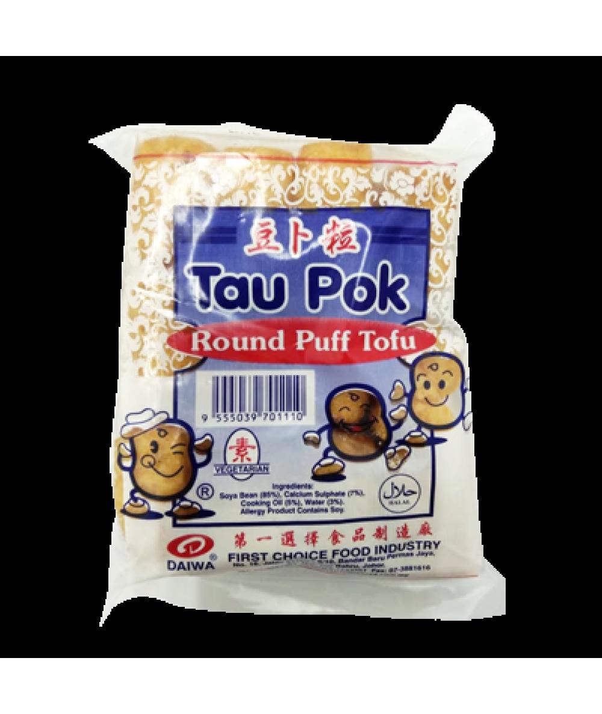 Daiwa Round Puff Tofu 50g