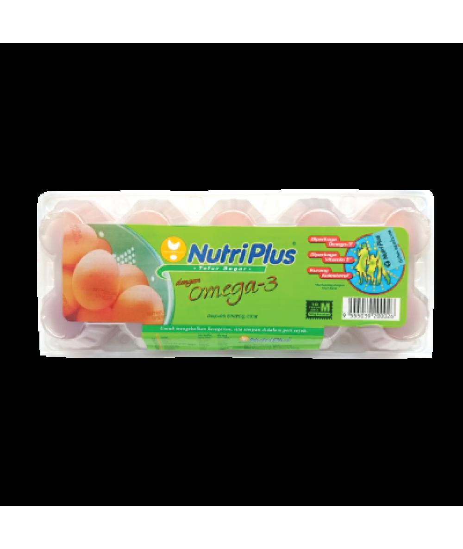 Nutriplus Omega 3 (M) 10's