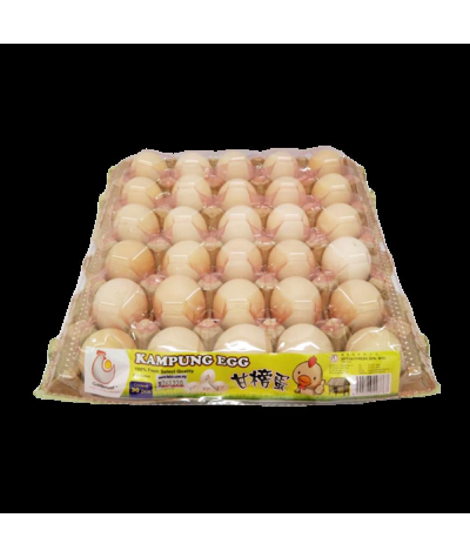 SP Kampung Egg 30'S 甘榜鸡蛋 30'S