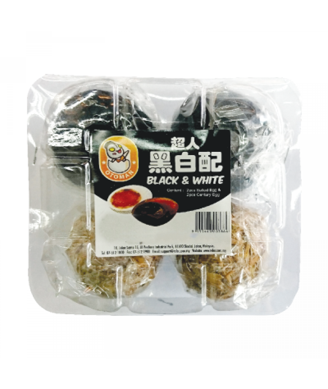 SP Mixed Pack 2PB + 2MS 鸭皮蛋+咸蛋