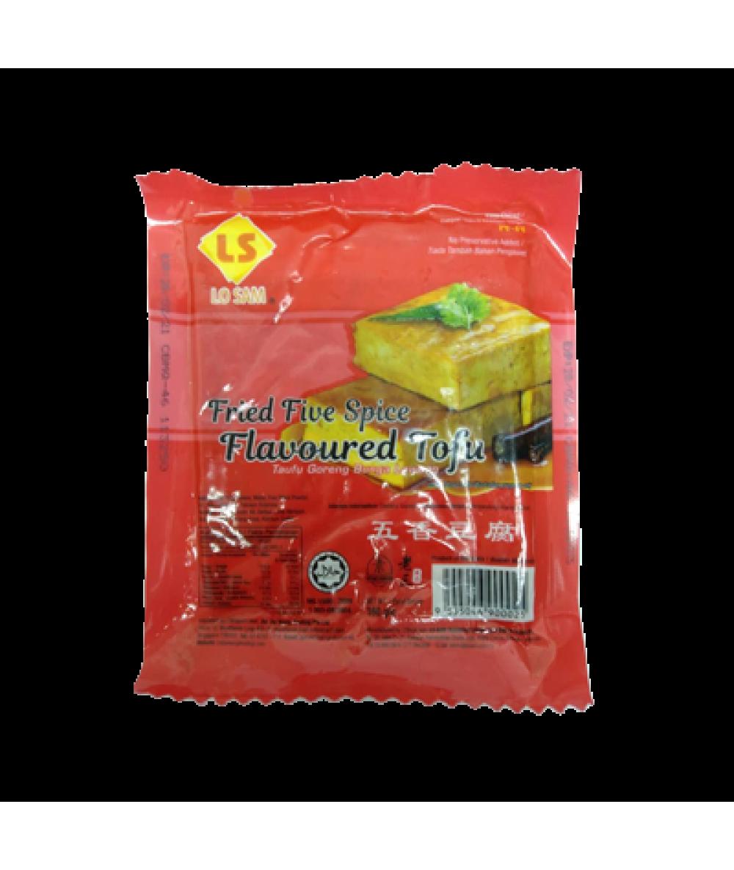 Lo Sam Five Spice Flavoured Tofu 160g