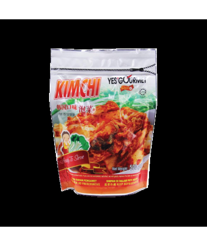Yes KIMCHI 500g 韩国口味泡菜 500gm