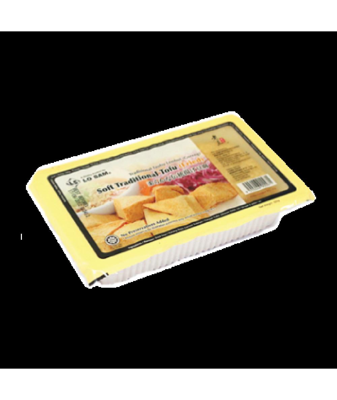 Lo Sam Pre Soft Traditional Fried Tofu 320g