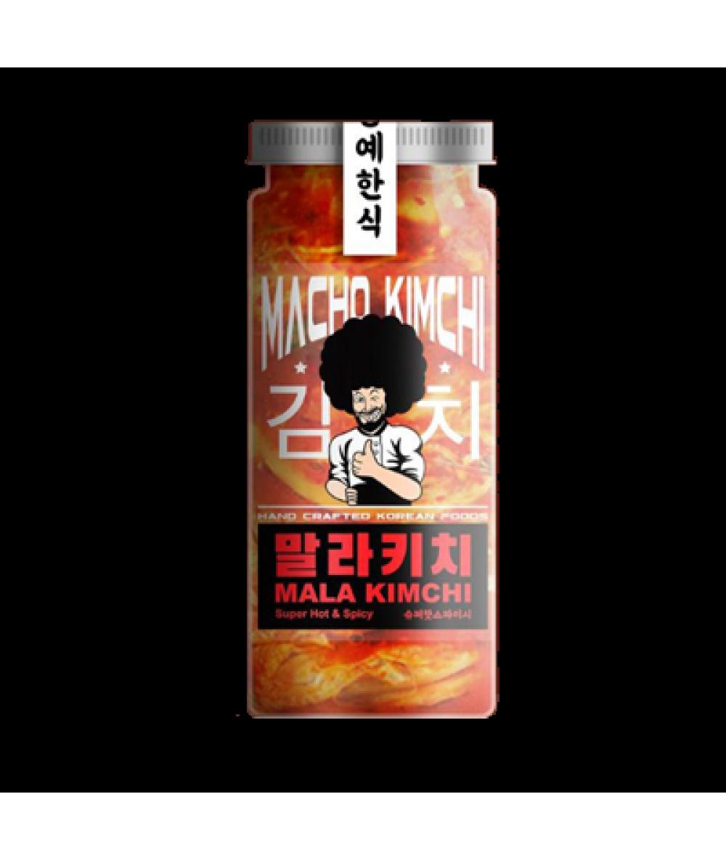 *Macho Mala Kimchi 500g