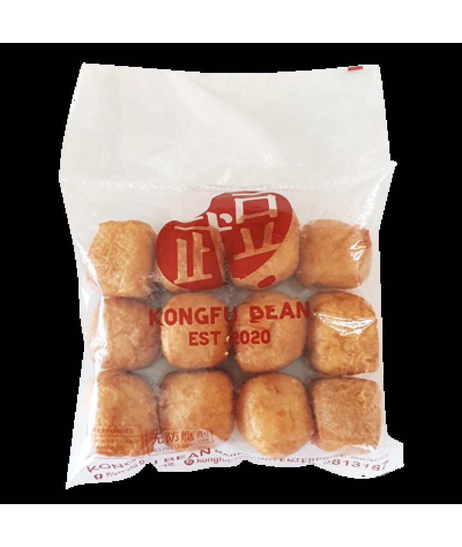 Kongfu Bean Tauhu Puff Kecil 12s 84g
