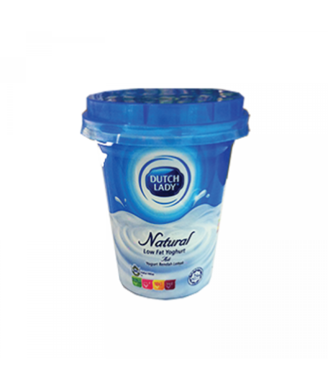 DL Low Fat Yogurt Natural 140g