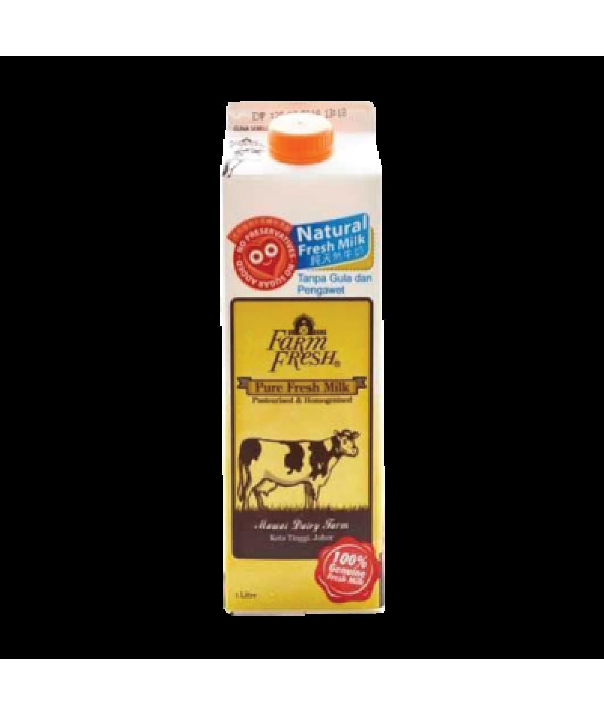 FF 100% Genuine Cow's Milk 1L
