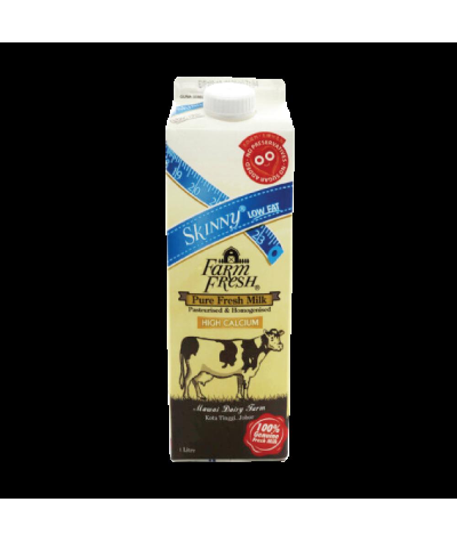 FF 100% Genuine Cow's Milk Skinny 1L