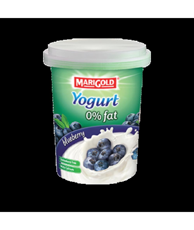MG Fat Free Yogurt Blueberry 135g
